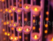 wedding-props-tealight-wall