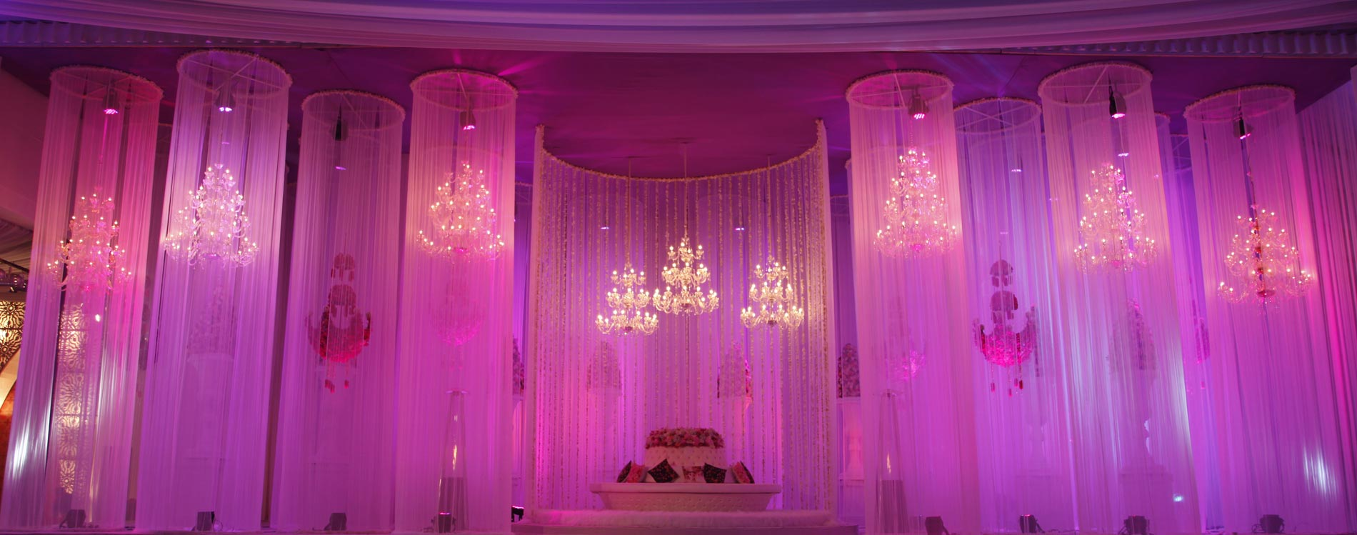 wedding light decoration